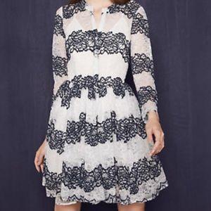 Maje lace Rayela dress size 3